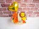 ゴールドハート☆ビタミンカラーライオン