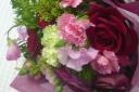 花束レッド1011