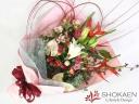 【花束161】季節の花のおまかせ花束(P)