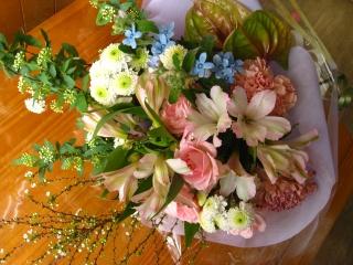 おしゃれおまかせ洋花 御供え花束