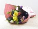 MIXカラーの花束