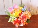 【母の日よくばりアレンジ】ビタミンカラー