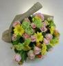 季節いっぱいの花束