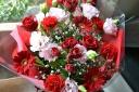 花束 【愛情いっぱいの花束】