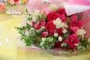 母の日の贈り物☆ピンク系の花束「Mellow」