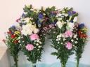 法要に。お供えおすすめ花束セット(対)