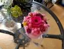 LED花キャンドル ピンク
