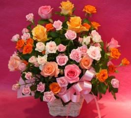 バラ好きの方への贈り物