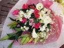 スペシャル花束