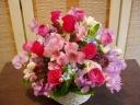 ピンクパーピル(春の香り)