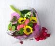 季節の花束  ひまわり