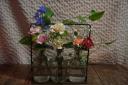 アンティーク花瓶が素敵