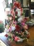 ゚☆。Merry Xmas。☆゚用ツリー型アレンジ