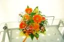 ビタミンカラーの片方見(ワンサイド)のアレンジ