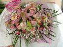 おすすめ花束 ピンク系