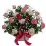 バラいっぱい華やかアレンジメント