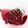 30本の赤いバラ!