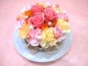 ながいずみのフラワーケーキ~母の日パフェ~