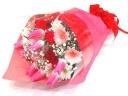 春の明るい華やかな花束