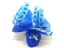 青い胡蝶蘭《ブルーアマビリスエレガンス/2本立ち》