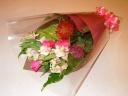 大人っぽい花束