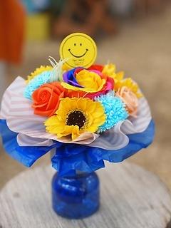 **Happy smile♪シャボンブーケ:)**
