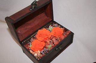 宝箱BOX オレンジ