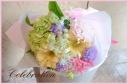 Fシリーズ お祝いの花束に♪パステル春ブーケ