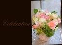 パステル系 季節の花でおまかせアレンジ 130