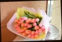 チューリップの花束 58