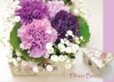 メモリーボックス 幸せの青い花 ピンクローズ柄