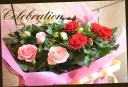 母の日の贈り物に バラの寄せ鉢 5鉢セット