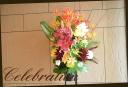 百合と季節の花で スタンドフラワー 289