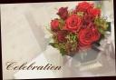 赤バラをメインに 「マニフィーク」 レッド S