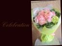 ピンクいっぱいの季節の花束 105