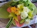 夏におススメ♪white bouquet