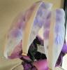●*.。+o胡蝶蘭3本パープル*.。+o●