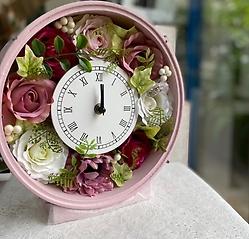 花時計 オータムピンク