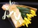 春限定!チューリップ15本の春色花束