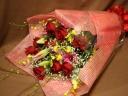 華やかお祝い系花束
