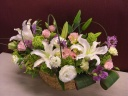 清楚な花 『Bianco』