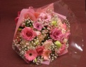 『愛を込めて・・・』、花束を♪