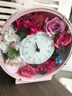 人生の節目と共に素敵な時間を刻む花時計