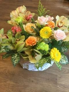 上質な花たちの 花贈り