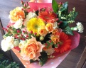 明るい花束Y