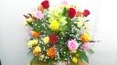 御祝や記念日にバラのアレンメントを!!