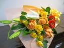 おまかせビタミンカラー花束