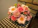 ◆ふんわりピンクアレンジメント◆