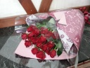 ★これに勝るもの無し!赤バラの花束!