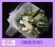 ☆彡白い花束☆彡